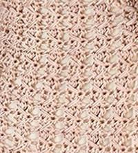 перекрещенные столбики на платьях Ванессы Монторо