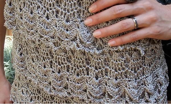 детали платье ванессы Монторо