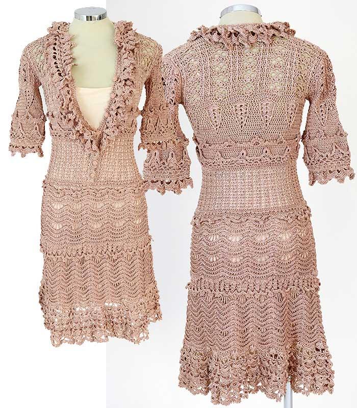 любимое платье от Ванессы Монторо