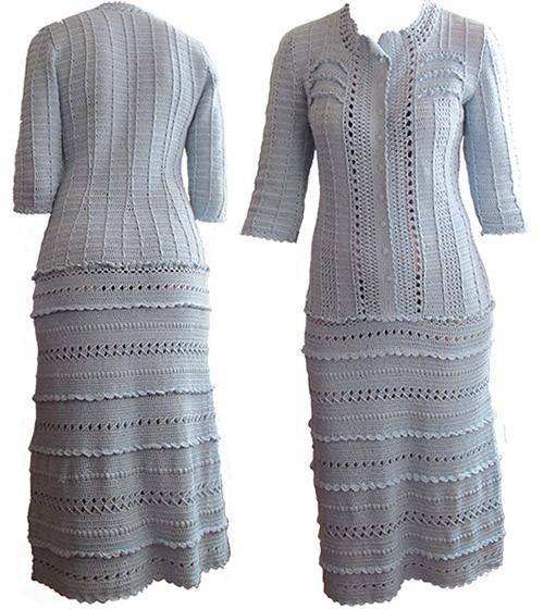 воплощение платья Винтаж