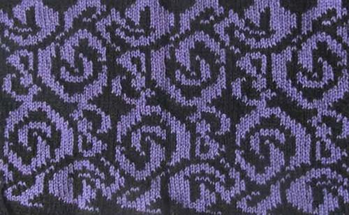 фоновые розыфото фрагмента полотна. перфокарточный жаккард
