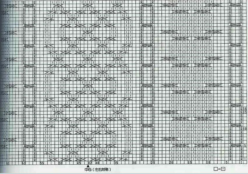 Вязание спицами ирландские узоры со схемами 24
