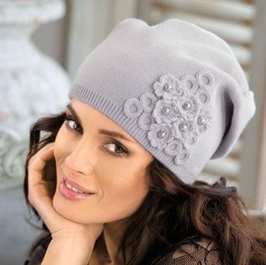 варианты украшения шапочек