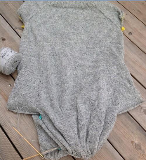как собирать тунику с карманами