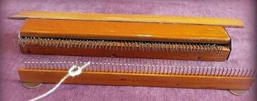 вязальный аппарат буковинка