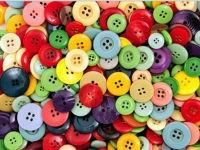 разноцветные пуговицы для поделок
