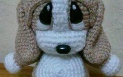 амигуруми собачка тепа игрушка крючком
