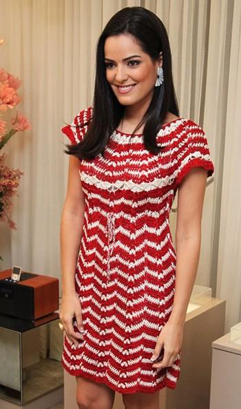платье крючком Ариель фото