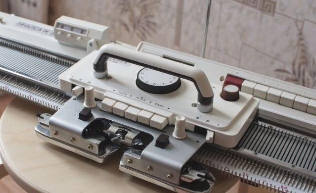 особенность вязальная машина иналса инструкция шерсть