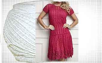 платье миниатюра