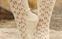 фото ажурных носочков из Дробс