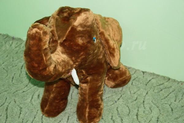 слоненок Яша готов