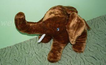 Как сшить слоника - Слоненок Яша своими руками