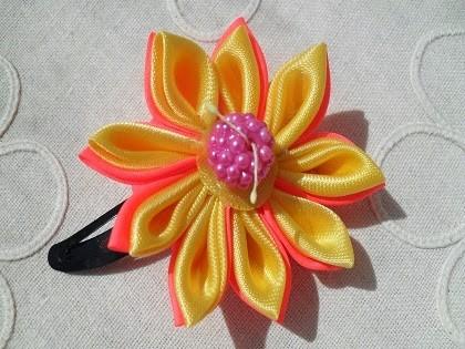 готовый цветок канзанши-1