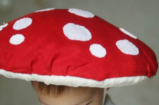 шляпа мухоморчика