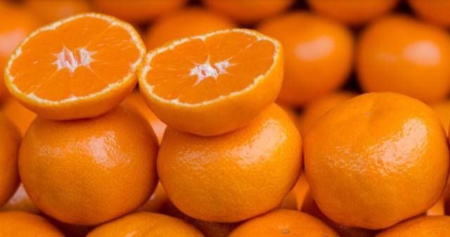 мандарины сорта медовый