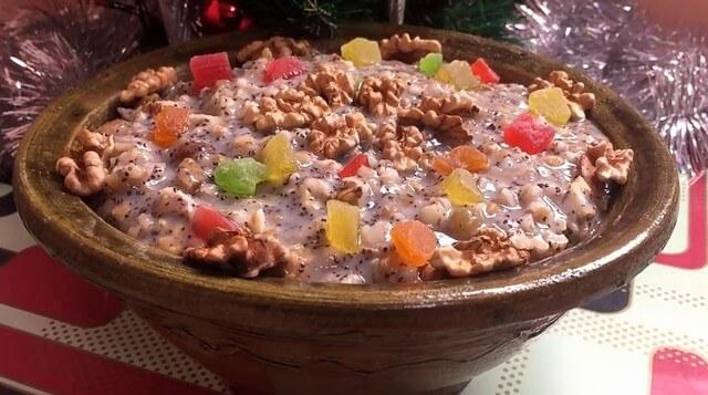 Кутья на Рождество 2021 — простые рецепты приготовления рождественской кутьи