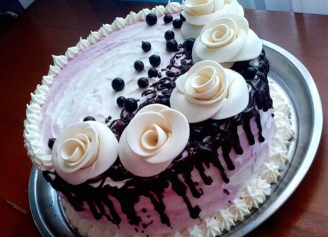 крем для торта в домашних условиях