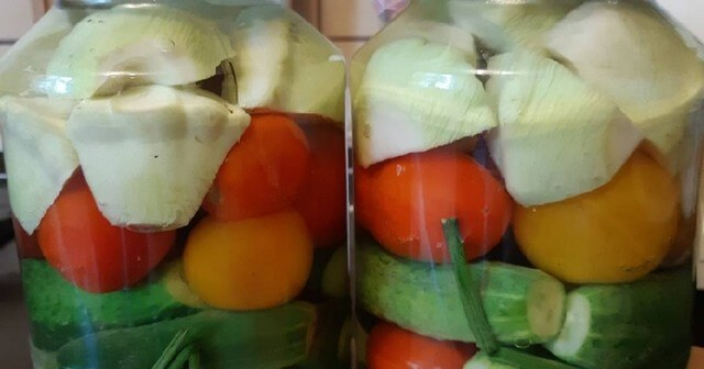 Рецепты консервированных огурцов на зиму в банках: заготовки без соли