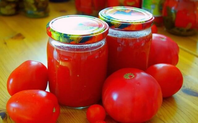 9 рецептов томатного сока на зиму в домашних условиях без соли
