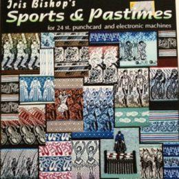Перфокарты Спорт из каталога Ирис Бишоп на 24 петли