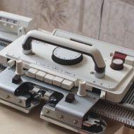 Уроки вязания на вязальной машине Иналса интарсия и не только