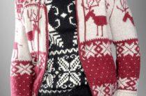 Модели мужских джемперов и свитеров связанные спицами