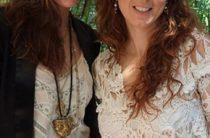 Платья Ванессы Монторо — шелковая сказка связанная крючком