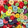 Поделки из пуговиц — свежие идеи для творчества